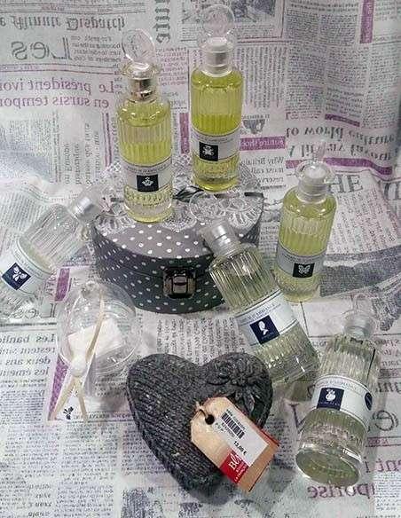 Perfume ambiente en spray